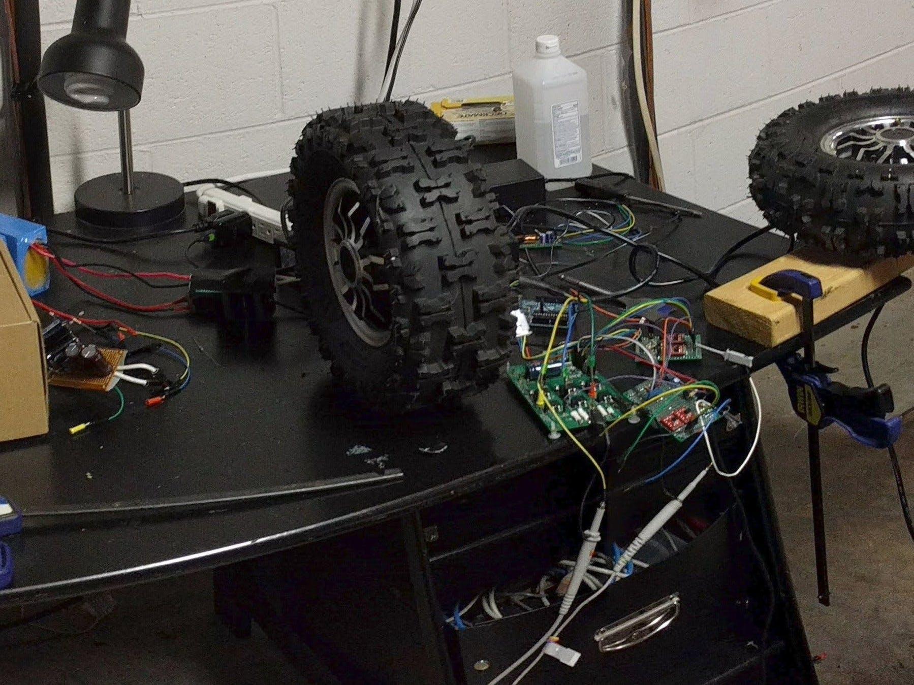 Open Rover