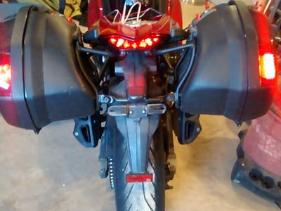 Arduino Motorcycle Tail Lights