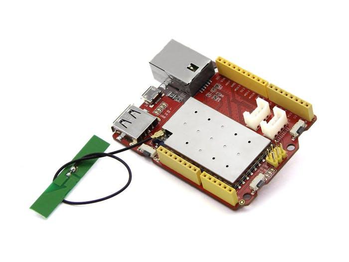 Seeeduino Cloud - Arduino Yun compatible openWRT controller