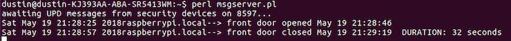 Centralized UDP Server