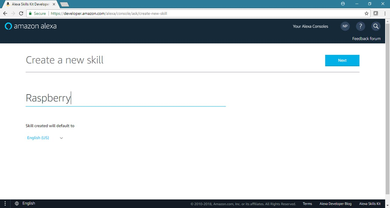Controlling Raspberry Pi Using Alexa - Hackster io