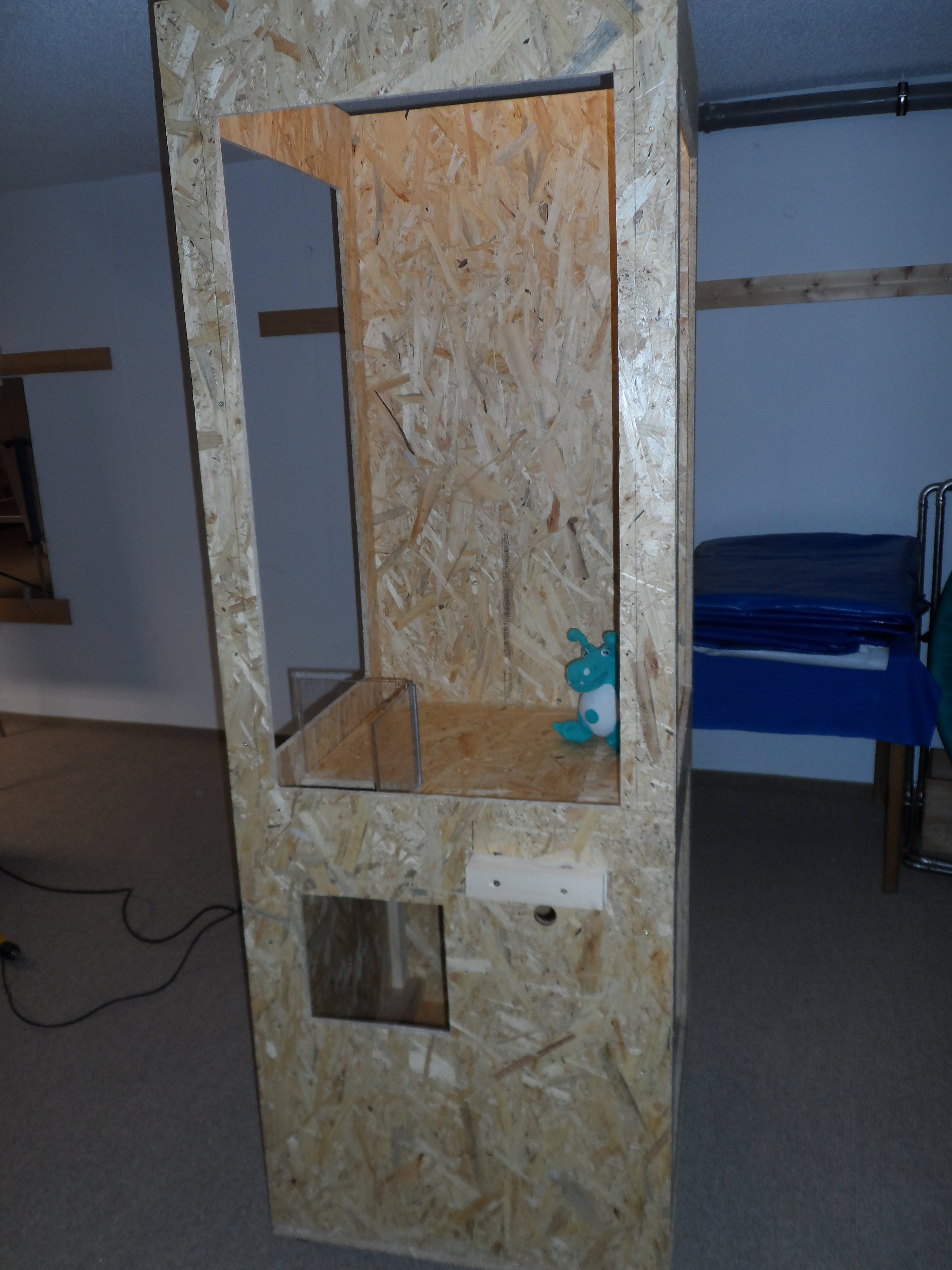 Cabinet Build, 2015