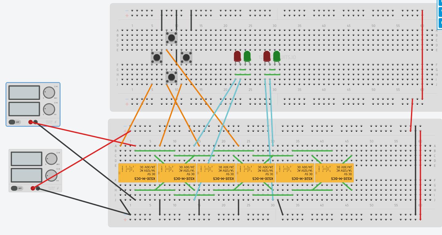 Homemade Claw Machine Complicated Wiring Diagram Umpolschaltung 2 0 Msmkjc6erl