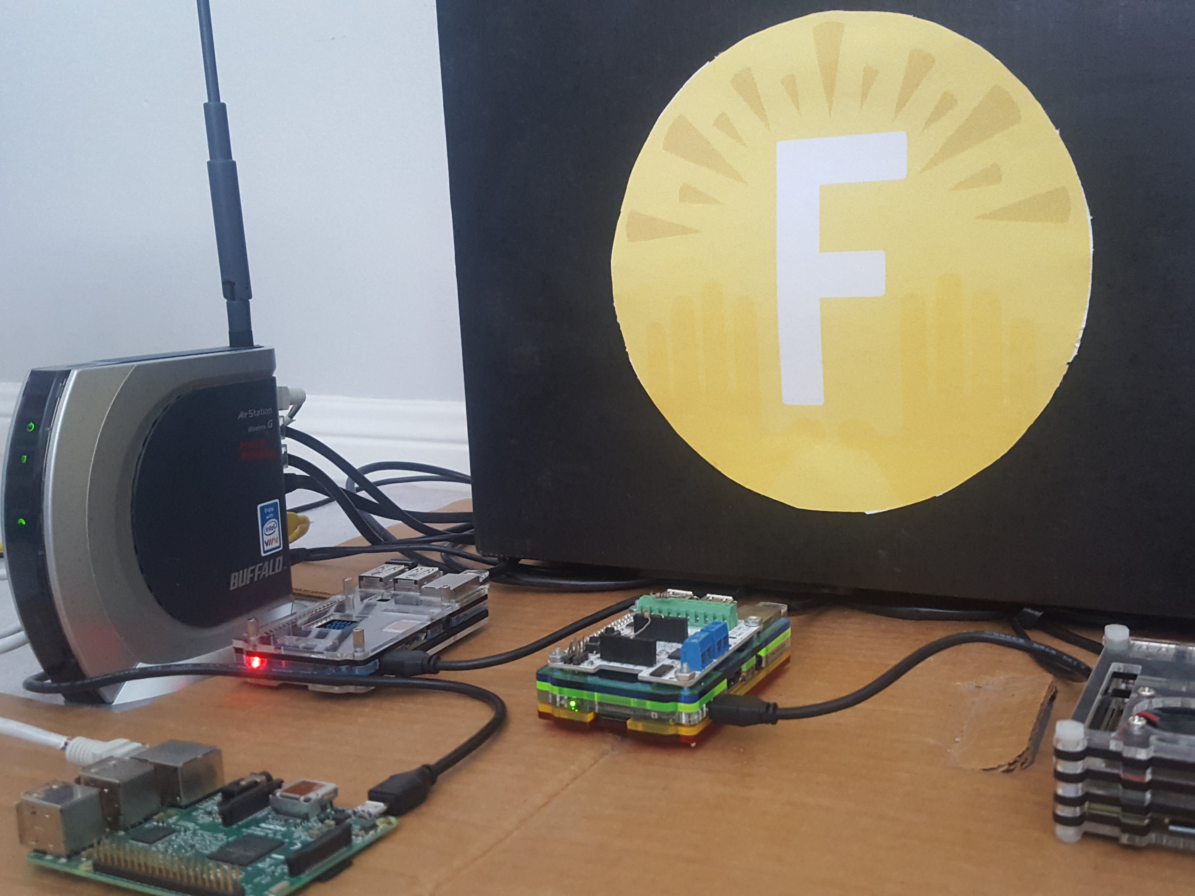 Cryptocurrency Node Cluster with K8s on Raspberry Pi