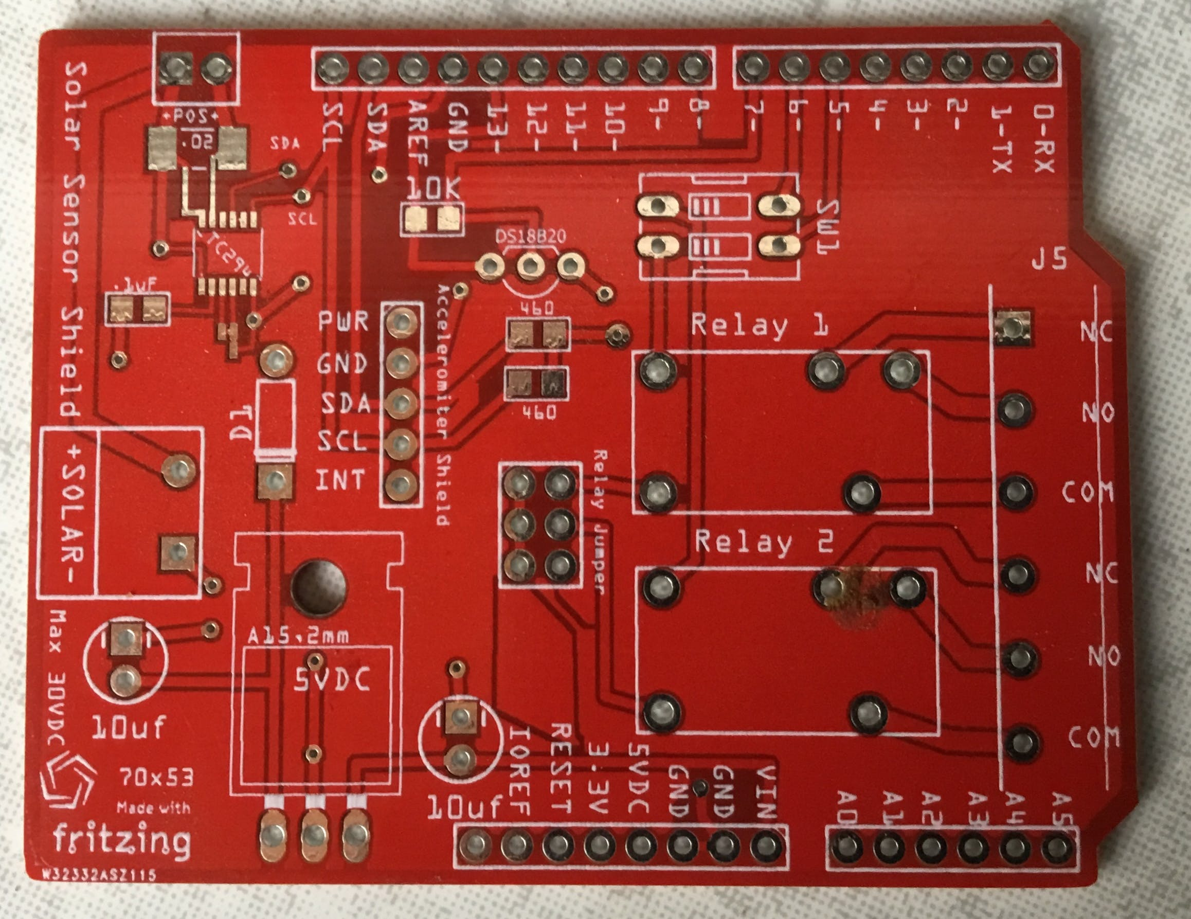 Board from PCBway