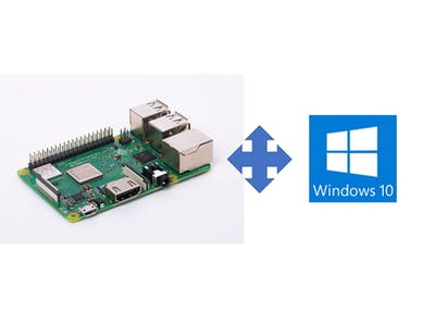 Windows 10 IoT Core for Raspberry Pi 3 Model B+
