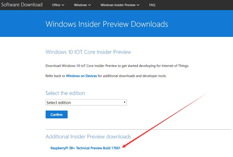 Windows 10 IoT Core for Raspberry Pi 3 Model B+ - Hackster io