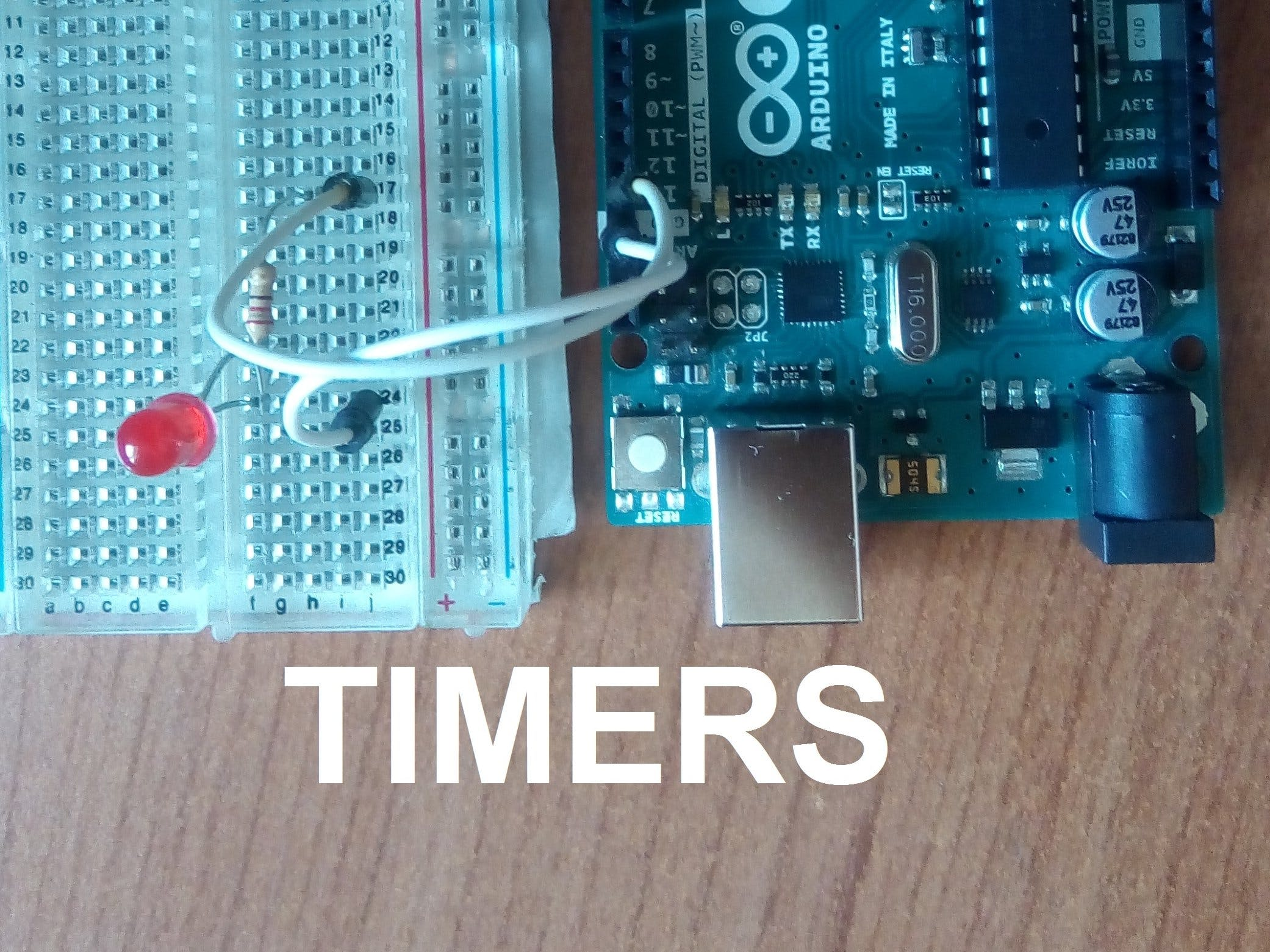 Internal Timers of Arduino