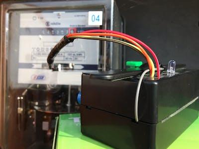 Sigfox kWh Meter