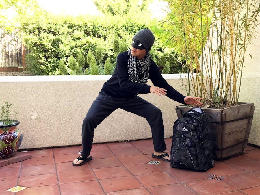 Backpack Alarm