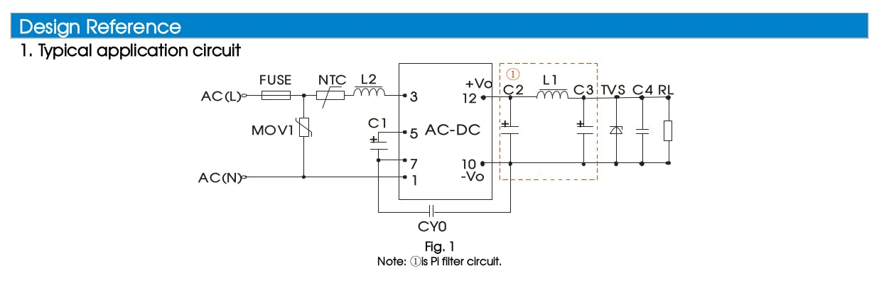Application Circuit(1)