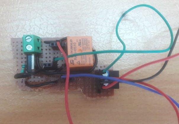 Circuit to convert 5V DC to 3V DC