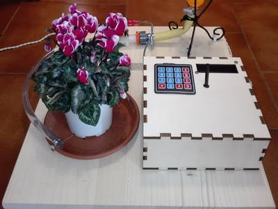 Arduino Irrigation System