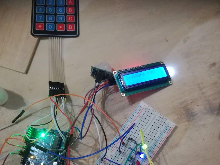 Arduino Burglar
