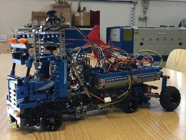 Arduino Autotruck