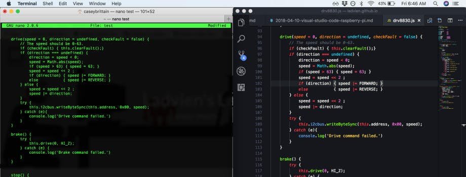 Editing Raspberry Pi Code Remotely from Visual Studio Code