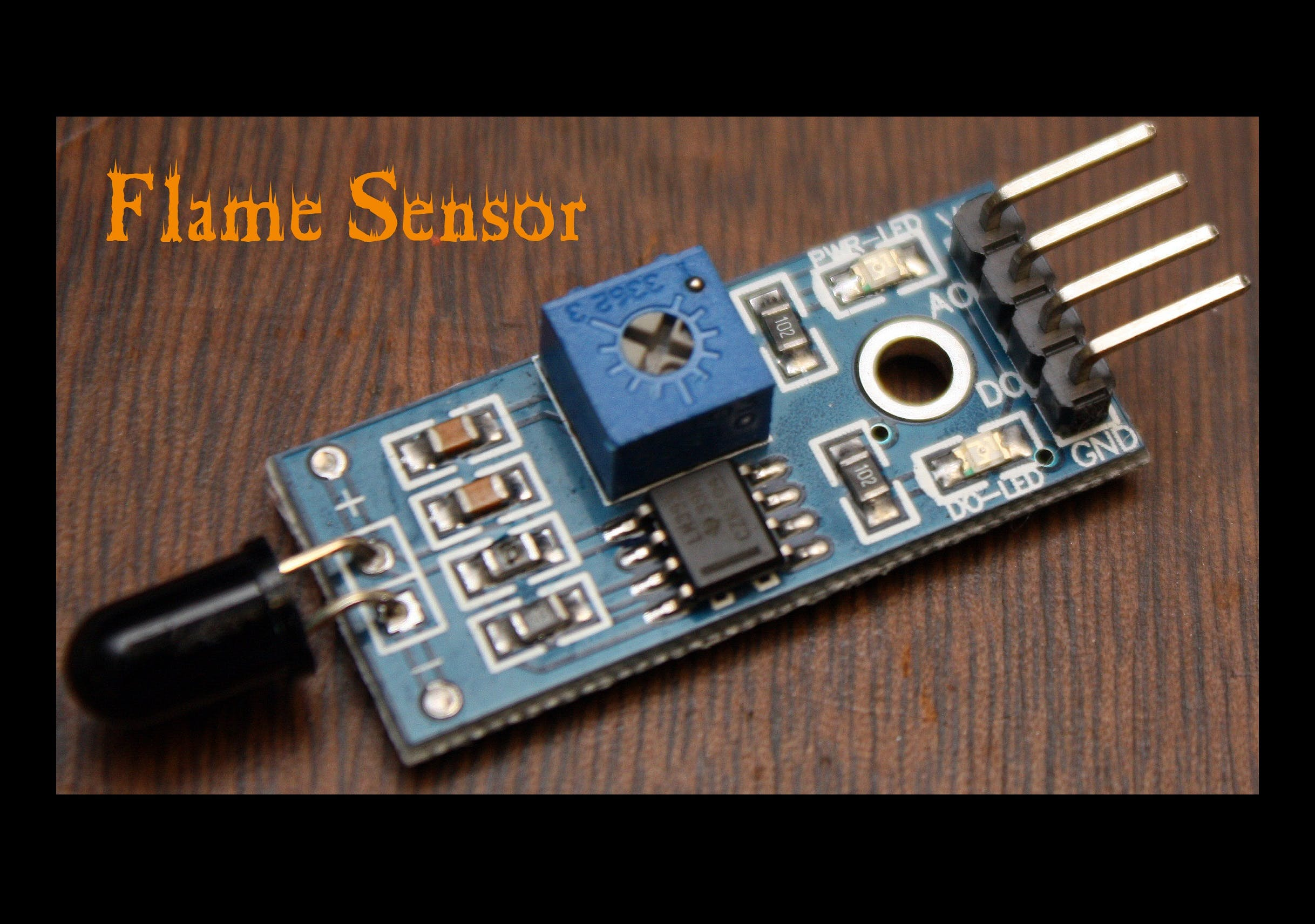 Arduino Modules - Flame Sensor