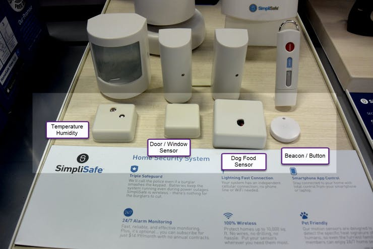 DIY Bluetooth sensors - just as small, and almost as good looking as off-the-shelf products