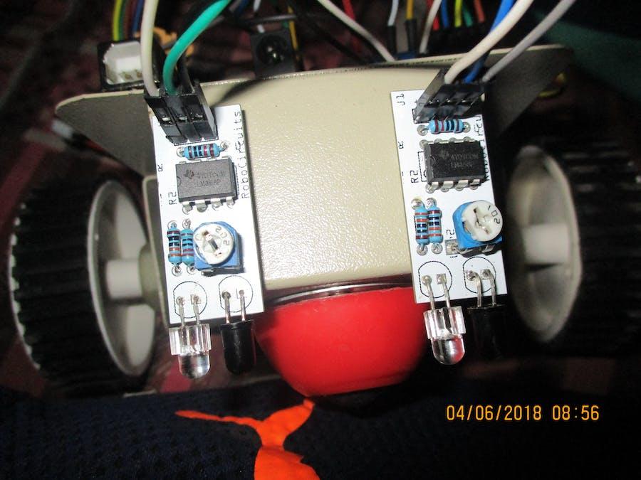 Line Follower Robot Arduino