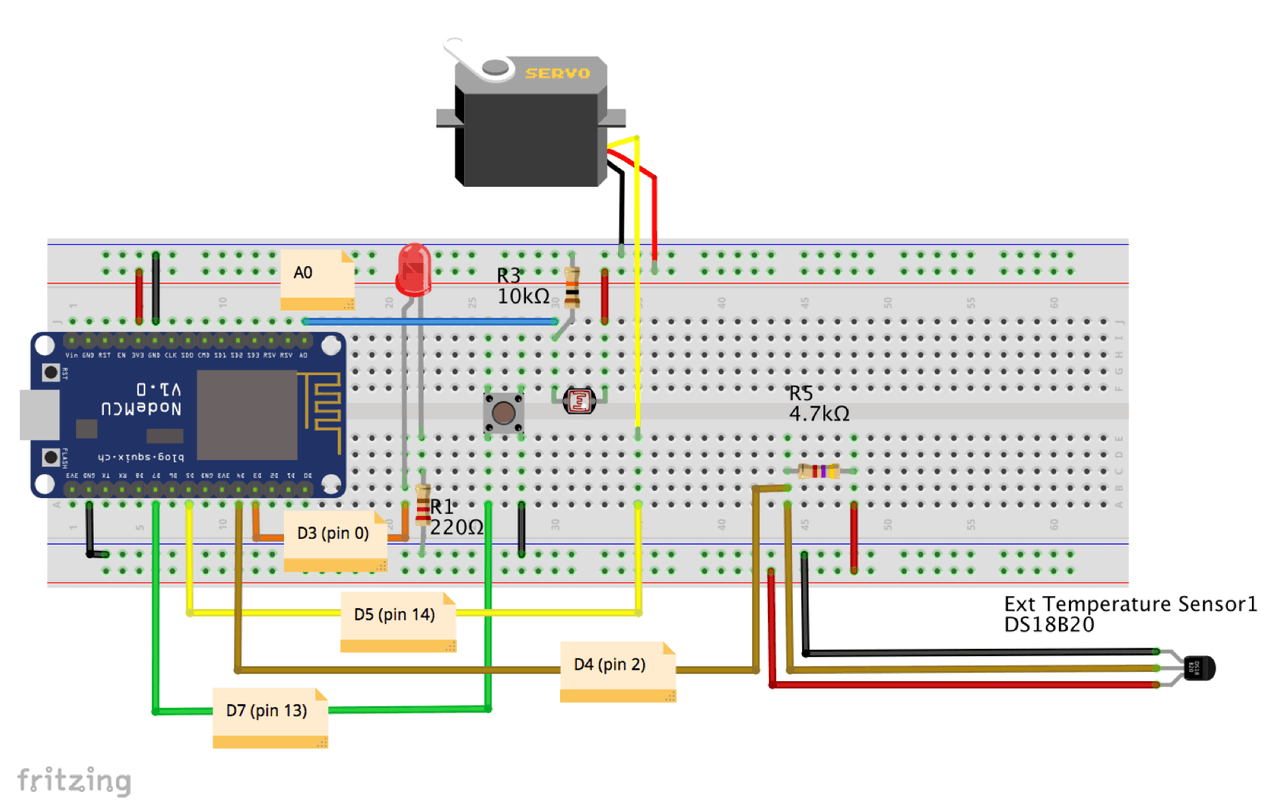 MicroPython on ESP Using Jupyter - Hackster io