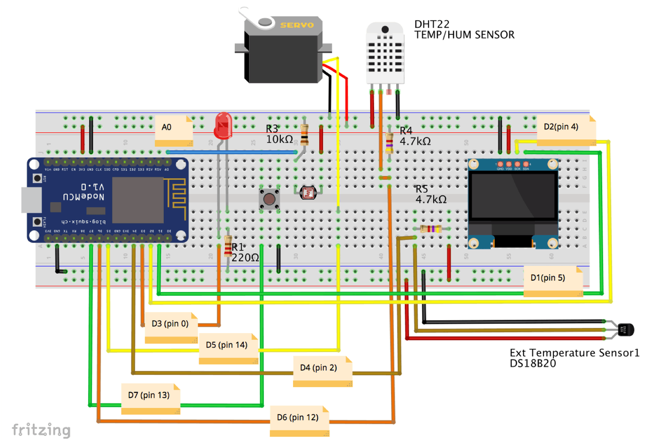 Micropython On Esp Using Jupyter How To Read Electronic Circuit Diagrams Tab Hobby Electronics Series
