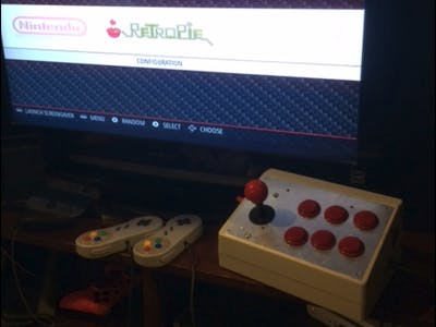 Our Family RetroPie Project