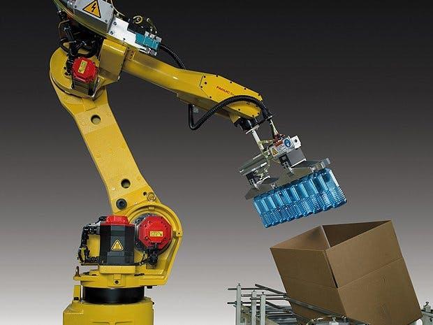 Super-Go: An Industrial IoT bot