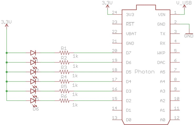 YouTube live schematic