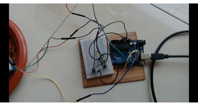 Automatic Plant Watering System Using Arduino Uno - Arduino