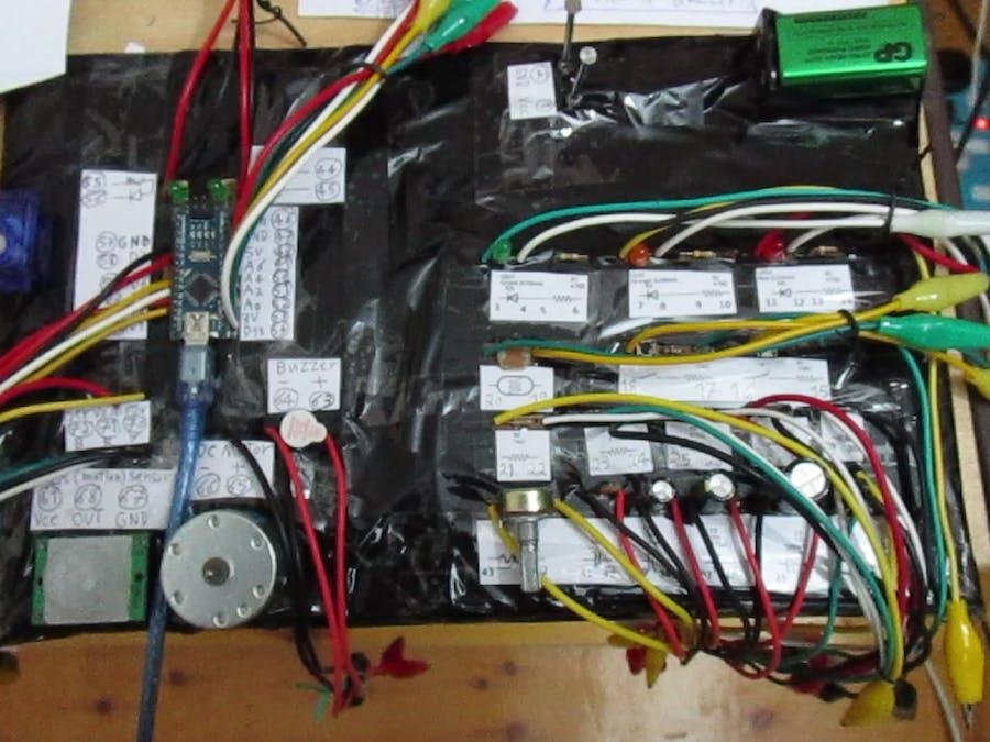 DIY Electronics Learning Kit