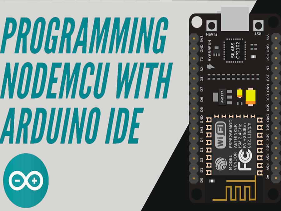 Programming ESP NodeMCU using Arduino IDE - Hackster io