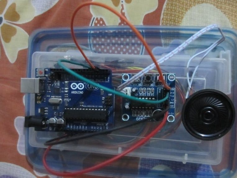 DIY Auto Voice Record and Playback