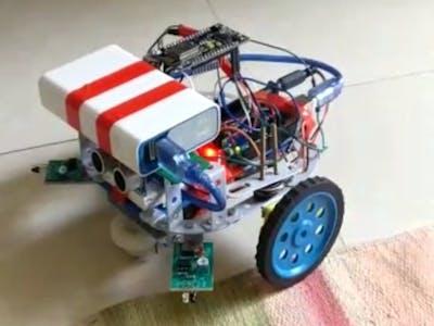 Remote Control bot