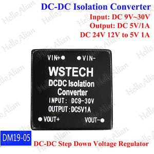 WSTECH isolated DC-DC converter