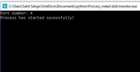 Resource Monitor (Windows)