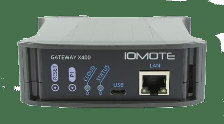 Iomote X400 Edge Gateway