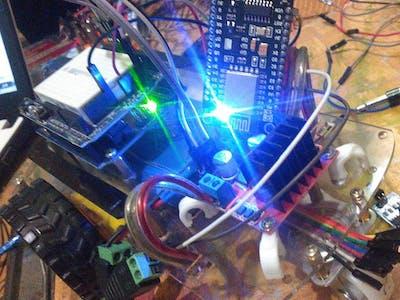 WiFi Remote Car with nodeMCU - Arduino Project Hub