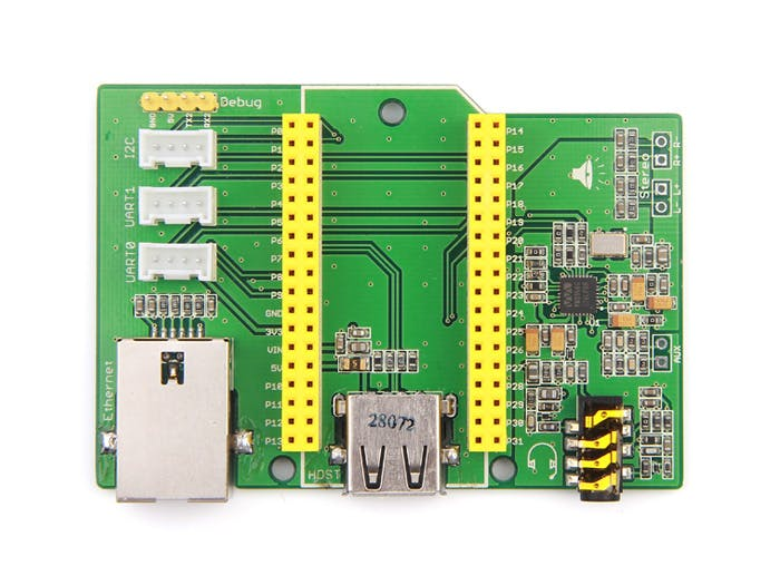 Breakout for LinkIt Smart 7688