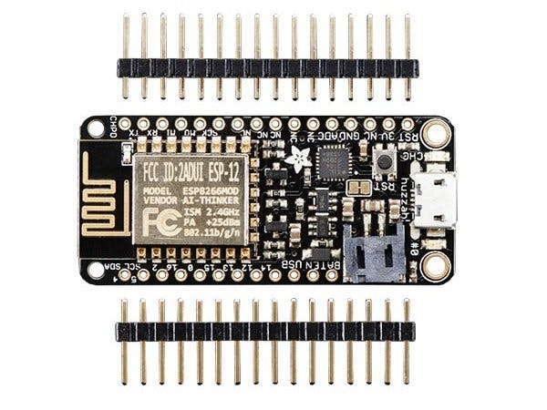 Publish Any Event to Wia via Your Feather HUZZAH ESP8266