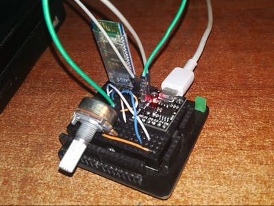 Getting Started with ADC and Serial ATtiny85