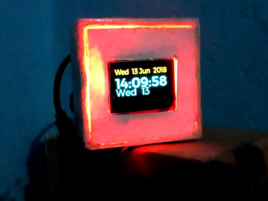 Raspberry Pi Clock