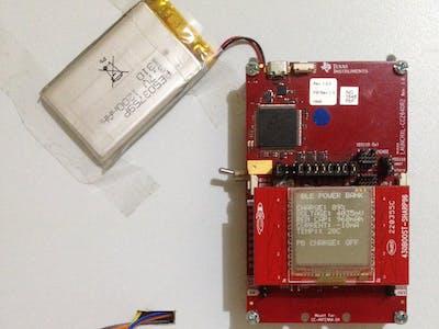 Bluetooth Low Energy Power Bank