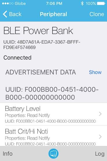 Bluetooth Low Energy Power Bank - Hackster io