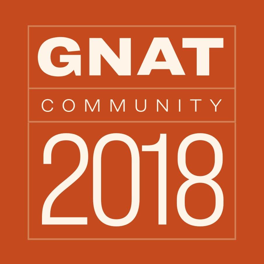 Gnat community 2018 square (1) d43fviftef