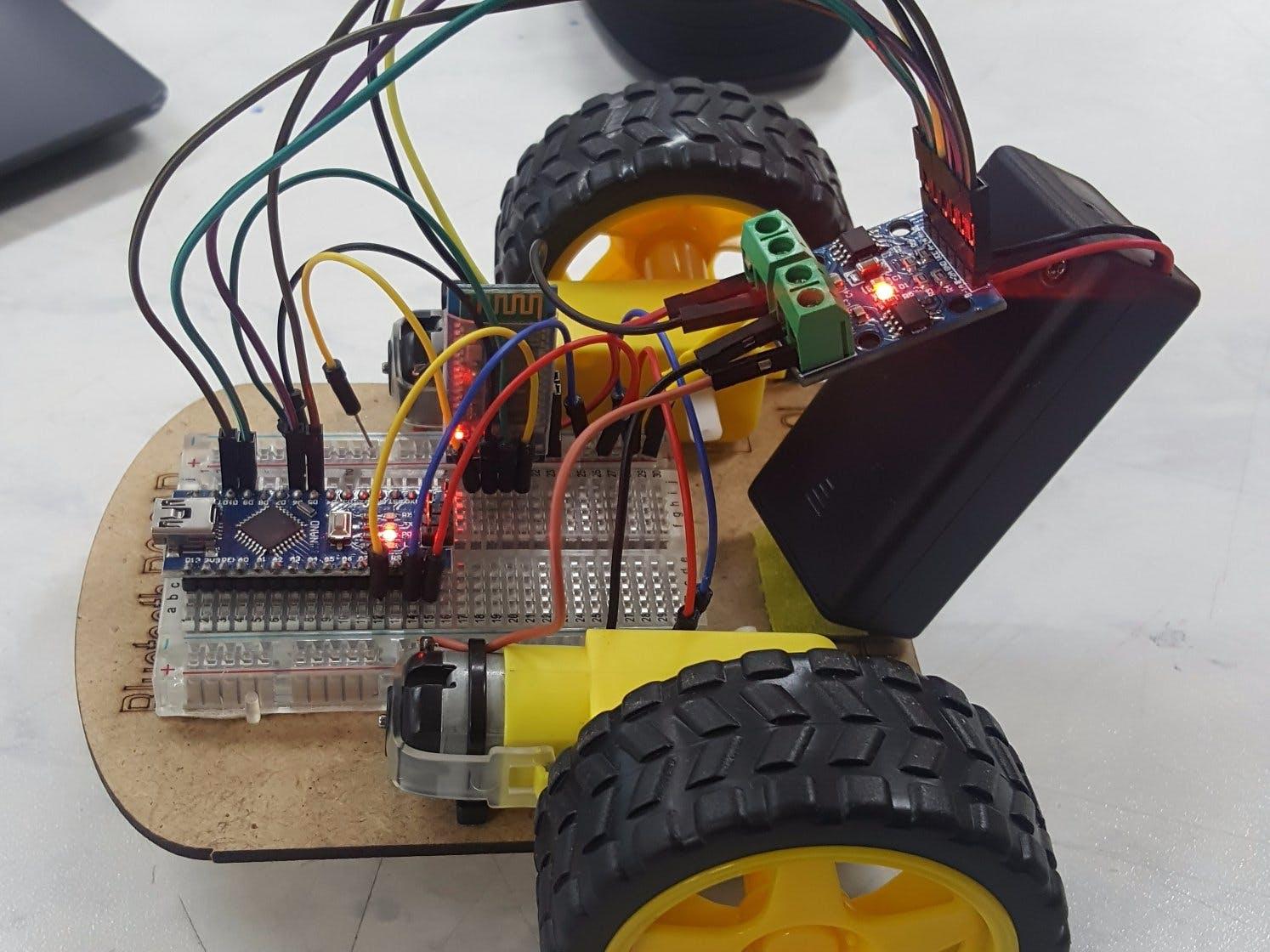 Making an RC Car