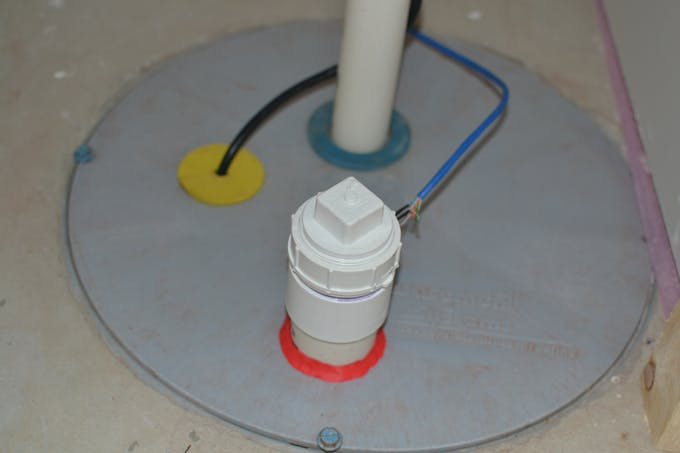 Finished sensor with lid.