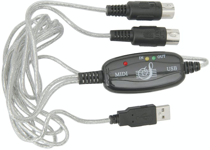 midi to usb cable