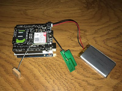 CARDUINO (Vehicle Tracking with the HyperDuino)