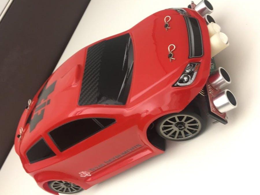 Automotive Sensor Fusion Collision Avoidance System
