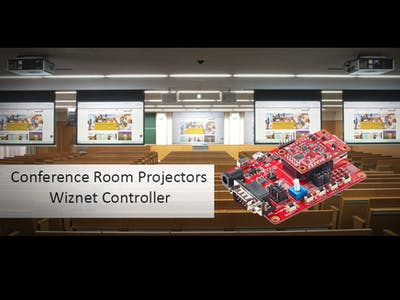 Conference Room IoT Projectors
